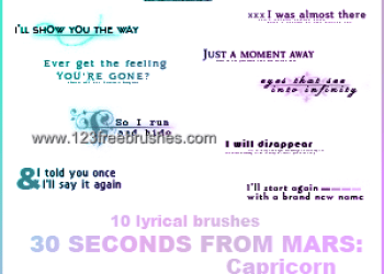 30 Seconds to Mar