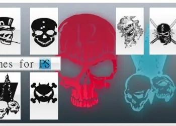 Vampire Skull Bones