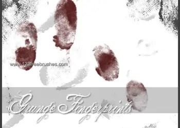 Grunge Fingerprints