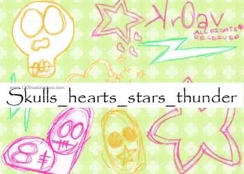 Skulls – Hearths – Stars – Thunder