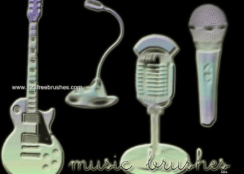Guitars and Microphone