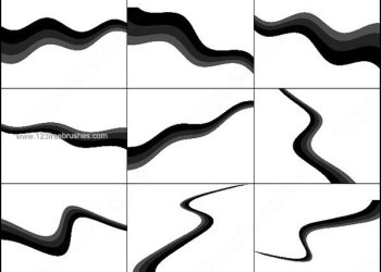 Curves Brushes
