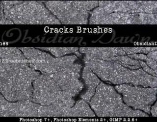 Grunge Cracks 7