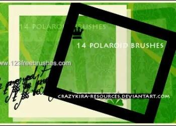 Polaroid Frames Set 25