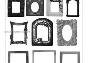 Antique Frames Pack