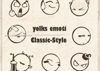 Yolks Emoticon