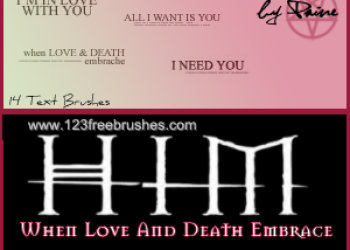 When Love and Death Embrace Lyrics