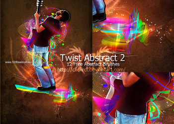 Twist Abstract