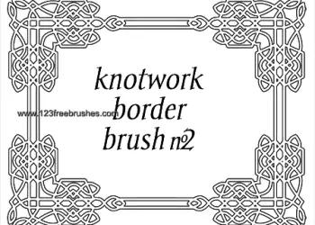 Knotwork Border