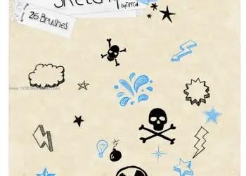 Sketchy Doodles