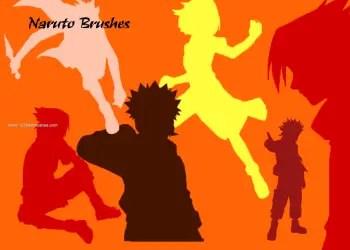Naruto Silhouette