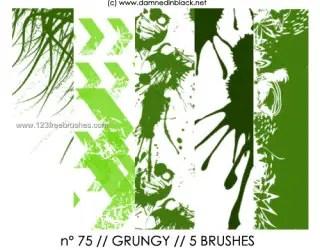 Grungy Paint