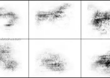 Grunge/Motion Brushes for Photoshop 8