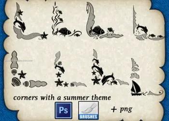 Summer Corner Designs