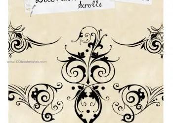 Decorative Scrolls
