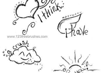 Handmade Doodle 2