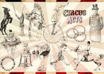 Vintage Circus 3