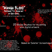 Manga Blood