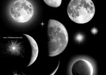 Moons Stars Sparkles