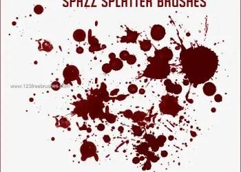 Paint Splatter 38