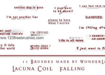 Lacuna Coil – Falling