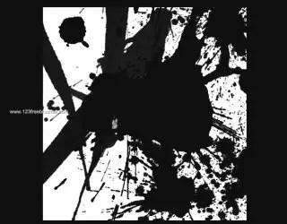 Paint Splatter 21