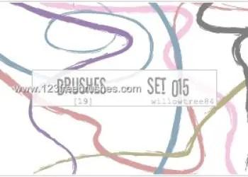 Scribbles Lines 2
