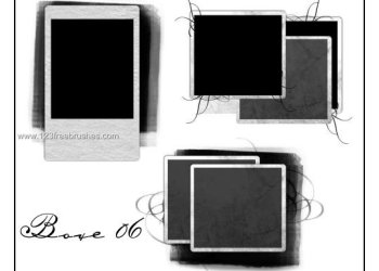 Polaroid Frames Set 15