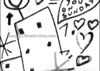 Sketchy Doodles 3