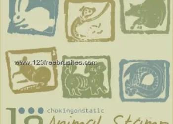 Animal Stamp