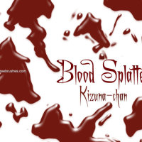 Blood Splatter 10