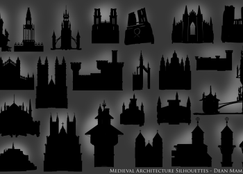 Medieval Architecture Churches
