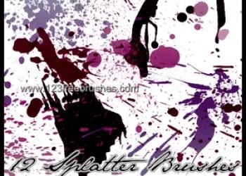 Paint Splatter 69