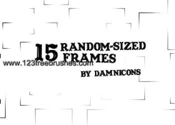 Random Sized Frames