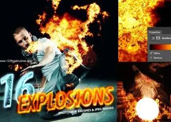 Photorealistic Explosion