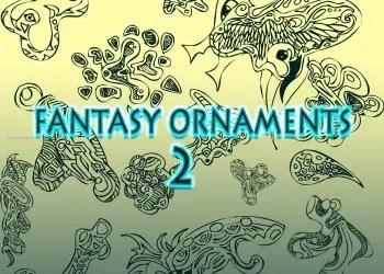 Fantasy Ornaments