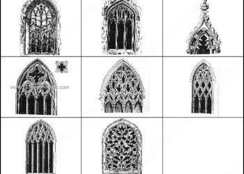 Free Architectural Photoshop Brushes Download