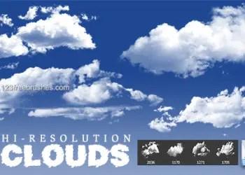 Hi-Res Clouds