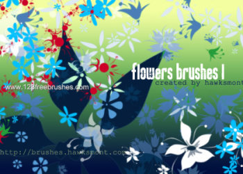 Flower Brushes For Photoshop Cs3 Free Download