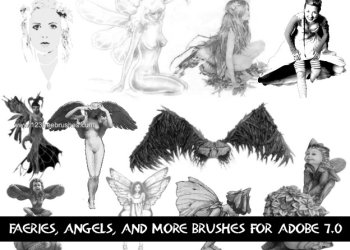 Faerie Angels