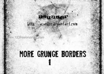 Grunge Border 10