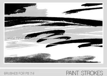 Paint Strokes 13