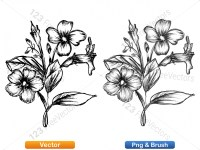 5003048-hand-drawn-sketch-flowers-vector-and-photoshop-brush-pack-01_p004