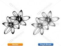5003048-hand-drawn-sketch-flowers-vector-and-photoshop-brush-pack-01_p015