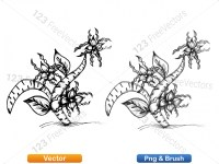 5003049-hand-drawn-sketch-flowers-vector-and-photoshop-brush-pack-02_p002