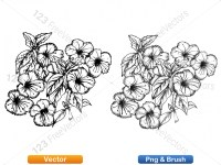5003049-hand-drawn-sketch-flowers-vector-and-photoshop-brush-pack-02_p004
