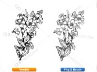 5003050-hand-drawn-sketch-flowers-vector-and-photoshop-brush-pack-03_p007