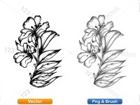 5003050-hand-drawn-sketch-flowers-vector-and-photoshop-brush-pack-03_p014