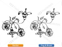 5003051-hand-drawn-sketch-flowers-vector-and-photoshop-brush-pack-04_p005