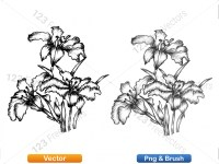5003052-hand-drawn-sketch-flowers-vector-and-photoshop-brush-pack-05_p009